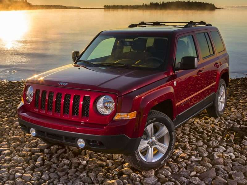 2014 Jeep Patriot Pictures Including Interior And Exterior Images |  Autobytel.com