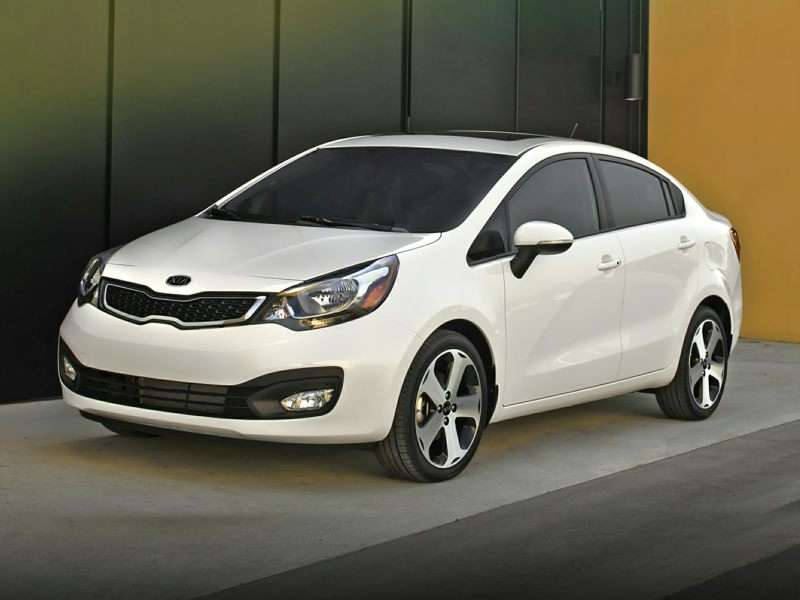 $200 Price Bump Coming for 2014 Kia Rio