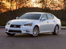 2014 Lexus GS 450h Base 4dr Sedan
