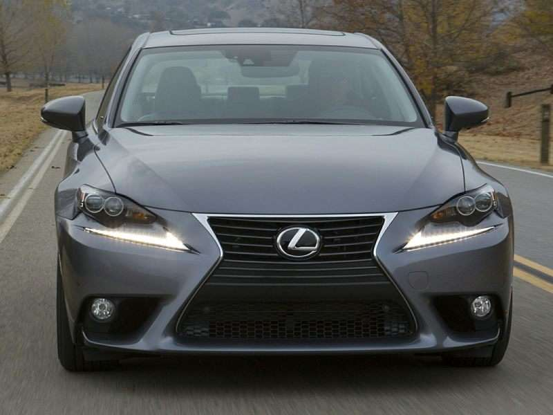 Esquire Names 2014 Lexus IS 350 F Sport Its 'Car of the Year'