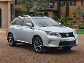 2014 Lexus RX 350 Base 4dr Front-wheel Drive