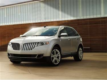 2014 Lincoln Mkx Models Trims Information And Details Autobytel Com
