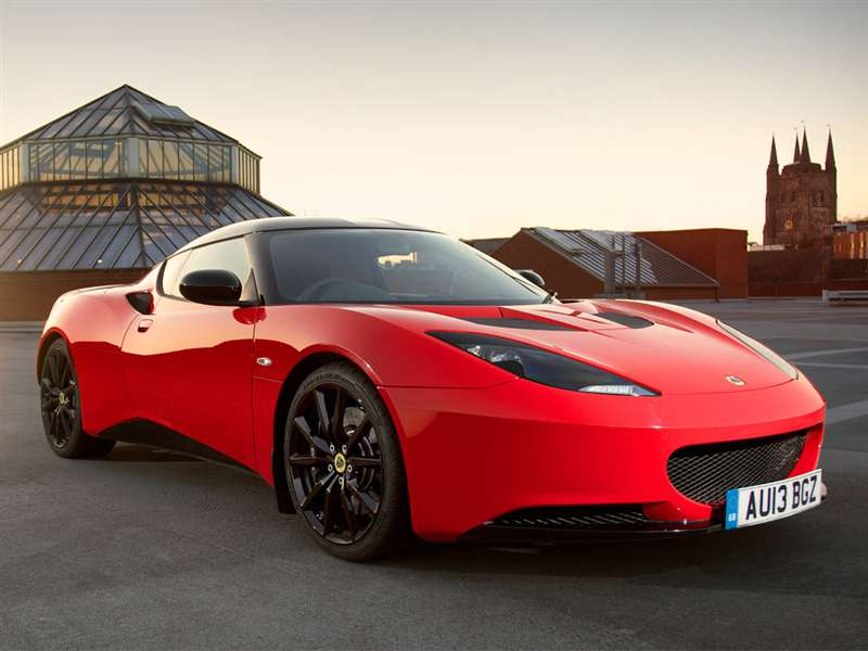 Attractive 10) 2016 Lotus Evora