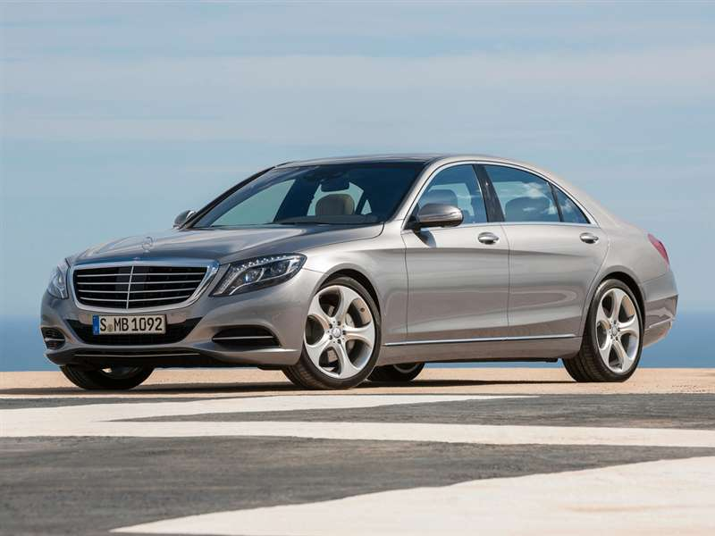 2014 Mercedes-Benz S-Class Wins World Luxury Car Honor