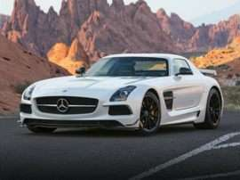 2014 Mercedes-Benz SLS AMG Black Series Base SLS AMG Black Series 2dr Coupe