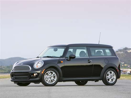 2014 MINI Clubman Base