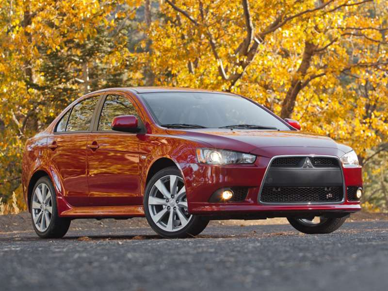 MSRP Unchanged for Upgraded 2015 Mitsubishi Lancer