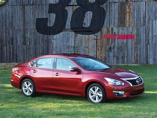 2014 Nissan Altima >> 2014 Nissan Altima Models Trims Information And Details