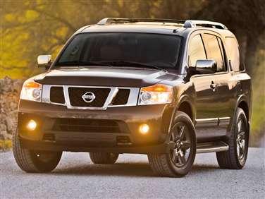 Nissan Armada Mpg >> 2014 Nissan Armada Gas Mileage Mpg And Fuel Economy