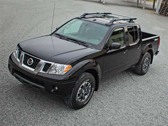 2014 Nissan Frontier Models Trims Information And