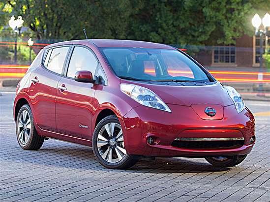 2014 Nissan LEAF Models, Trims, Information, and Details ...