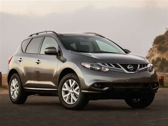 2014 Nissan Murano Models Trims Information And Details