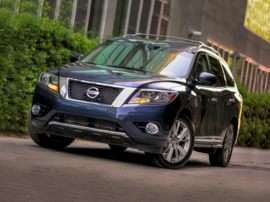 Pricing Nudged Upward for 2014 Nissan Pathfinder