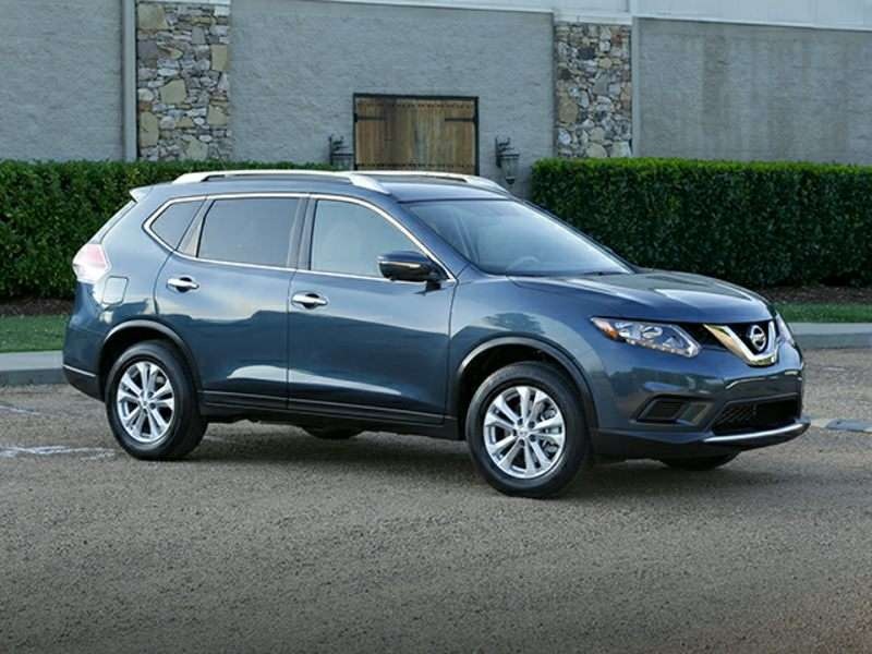 2017 Nissan Rogue 28 Mpg Combined