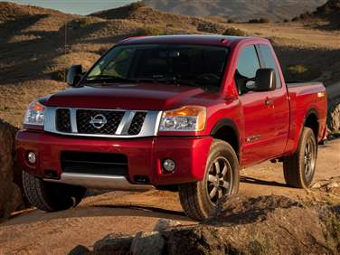 2014 Nissan Titan Models, Trims, Information, and Details