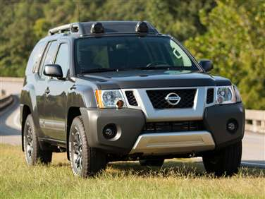 2014 nissan xterra gas mileage mpg and fuel economy ratings autobytel com 2014 nissan xterra gas mileage mpg