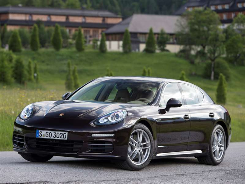2014 Porsche Panamera Pictures Including Interior And Exterior Images