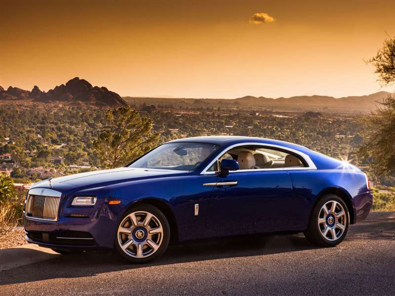 Top 10 Most Expensive Luxury Cars Of 2015
