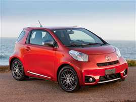 2014 Scion iQ Base 2dr Hatchback