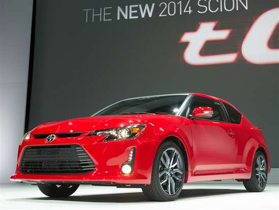 2014 Scion tC Video Review