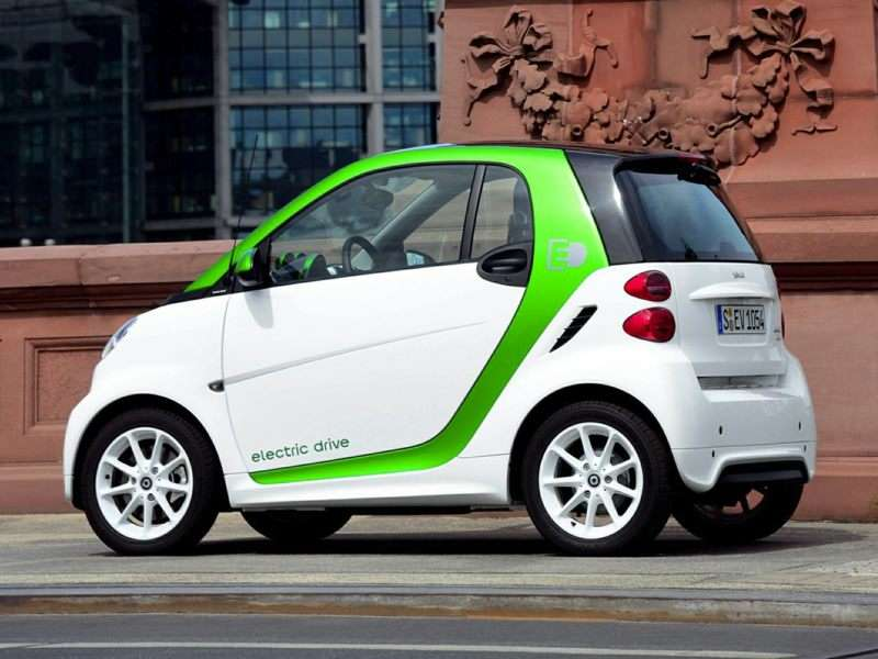 ACEEE: 2014 Smart Electric Drive Is Nation's Greenest Car