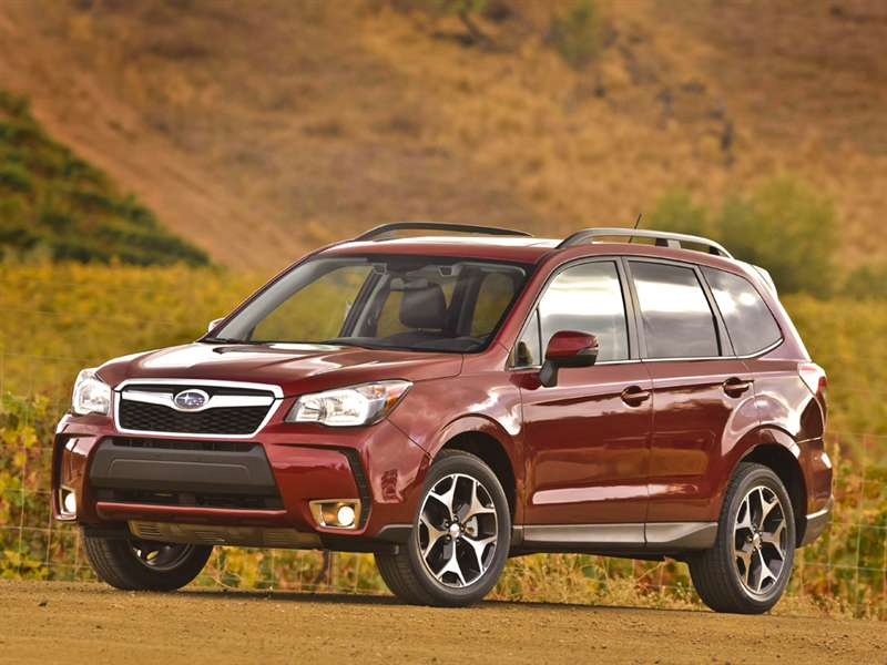 2014 subaru forester 2 0xt touring cvt pictures 2014. Black Bedroom Furniture Sets. Home Design Ideas
