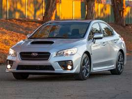 2014 Subaru Impreza WRX Limited 4dr All-wheel Drive Sedan