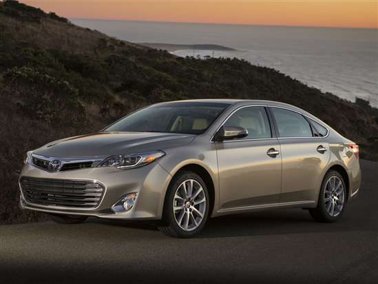 2017 Toyota Avalon Models Trims Information And Details Autobytel