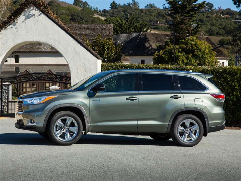 9 Best Hybrid SUVs for 2016 Autobytelcom