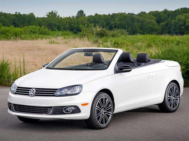 Wonderful 2015 Volkswagen Eos