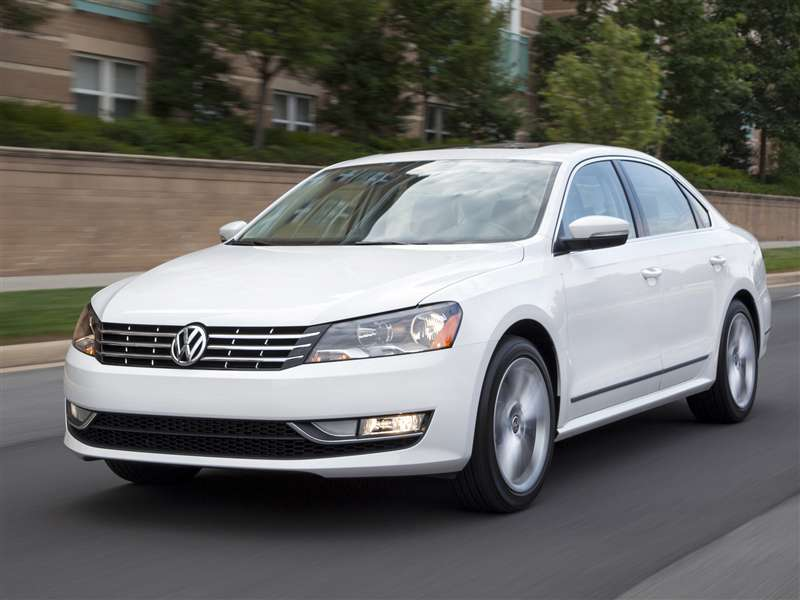 Expect 2014 VW Passat Sport Early This Year