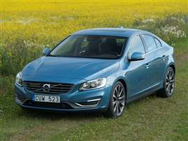 2014 Volvo S60 T5 4dr Front-wheel Drive Sedan