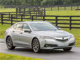2015 Acura TLX Base 4dr Front-wheel Drive Sedan