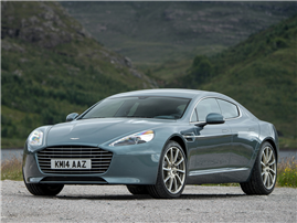 2015 Aston Martin Rapide S Base 4dr Sedan