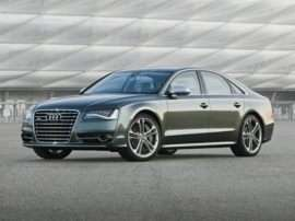 2015 Audi S8 4.0T 4dr All-wheel Drive quattro Sedan