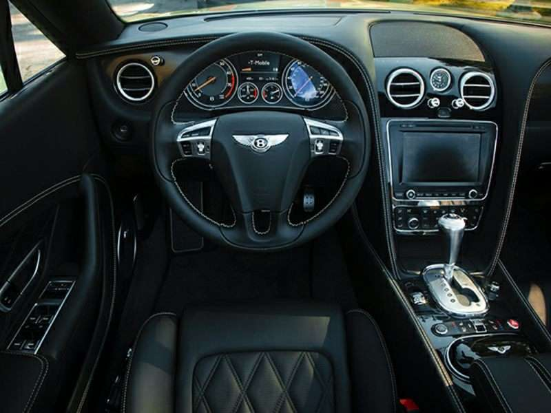 2015 Bentley Continental Gt Pictures Including Interior And Exterior