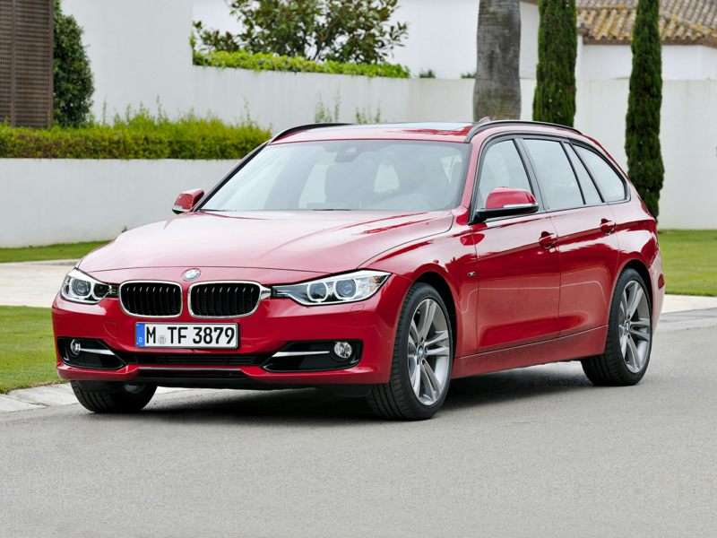 BMW 3 Series Sports Wagon