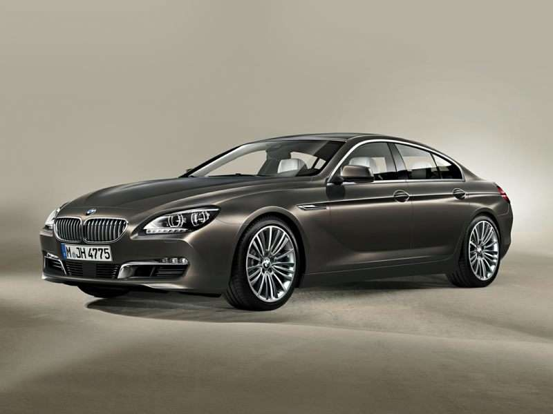 2015 BMW 6-Series Gran Coupe Now With Bang & Olufsen Sound