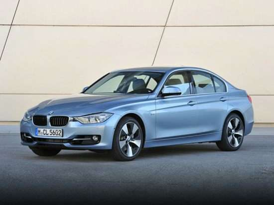2015 BMW ActiveHybrid 3