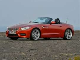 2015 BMW Z4 sDrive28i 2dr Rear-wheel Drive Roadster