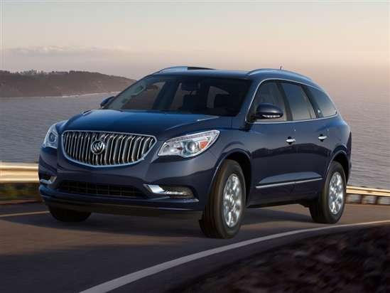 2015 Buick Enclave Models, Trims, Information, and Details | Autobytel.com