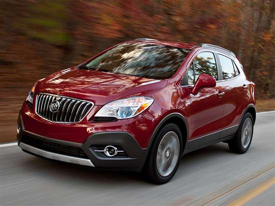 2015 Buick Encore Models, Trims, Information, and Details | Autobytel.com