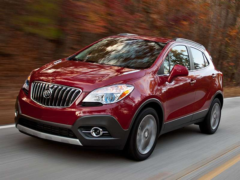 2015 Buick Encore Pictures including Interior and Exterior ...