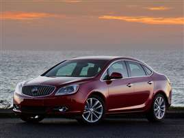 2015 Buick Verano Leads Tri-Shield Brand to CR Reliability Recognition