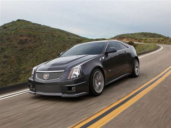 special cts coupe details v cadillac edition