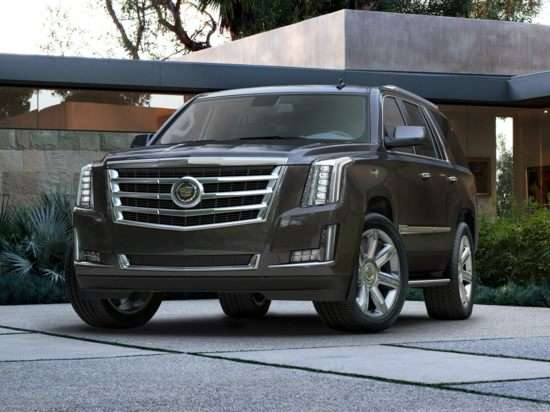 2015 Cadillac Escalade Models Trims Information And Details
