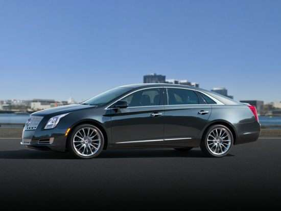 2015 Cadillac XTS Models, Trims, Information, and Details ...