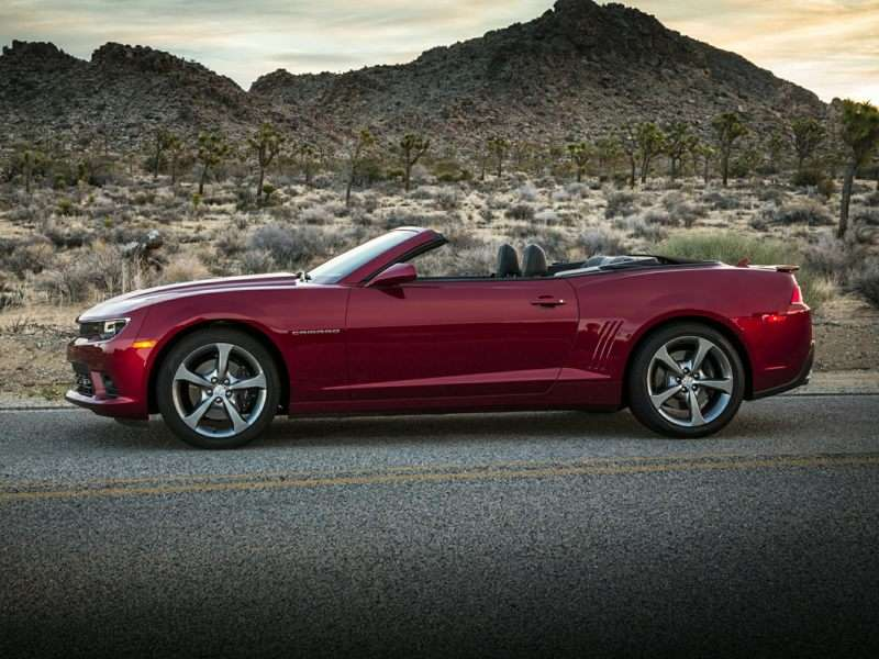 Best American Convertibles For Autobytel Com
