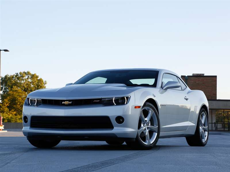 2015 Chevrolet Camaro SS Honors Name Your Car Day ...
