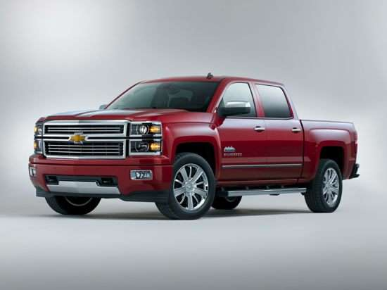 2015 Chevrolet Silverado 1500 High Country 4x2 Crew Cab 6.5' Box